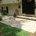Paver Porch